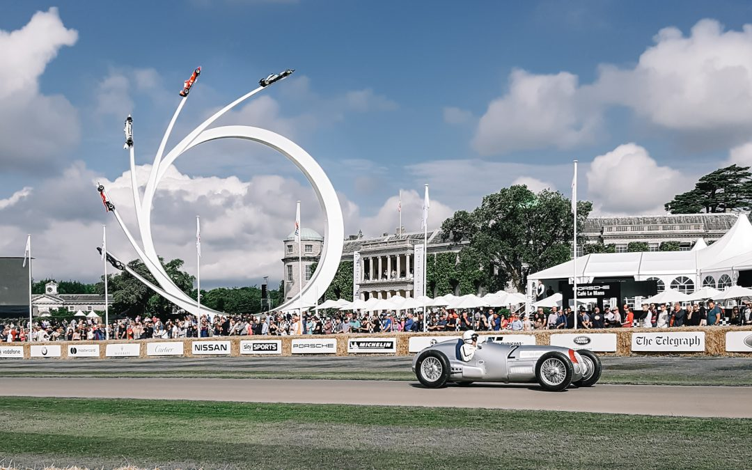 Goodwood Festival Of Speed – The Most Intense Car Event In The World!