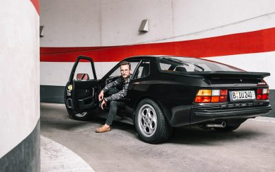 From A Car Designer's Perspective: Daniel and his Porsche 944