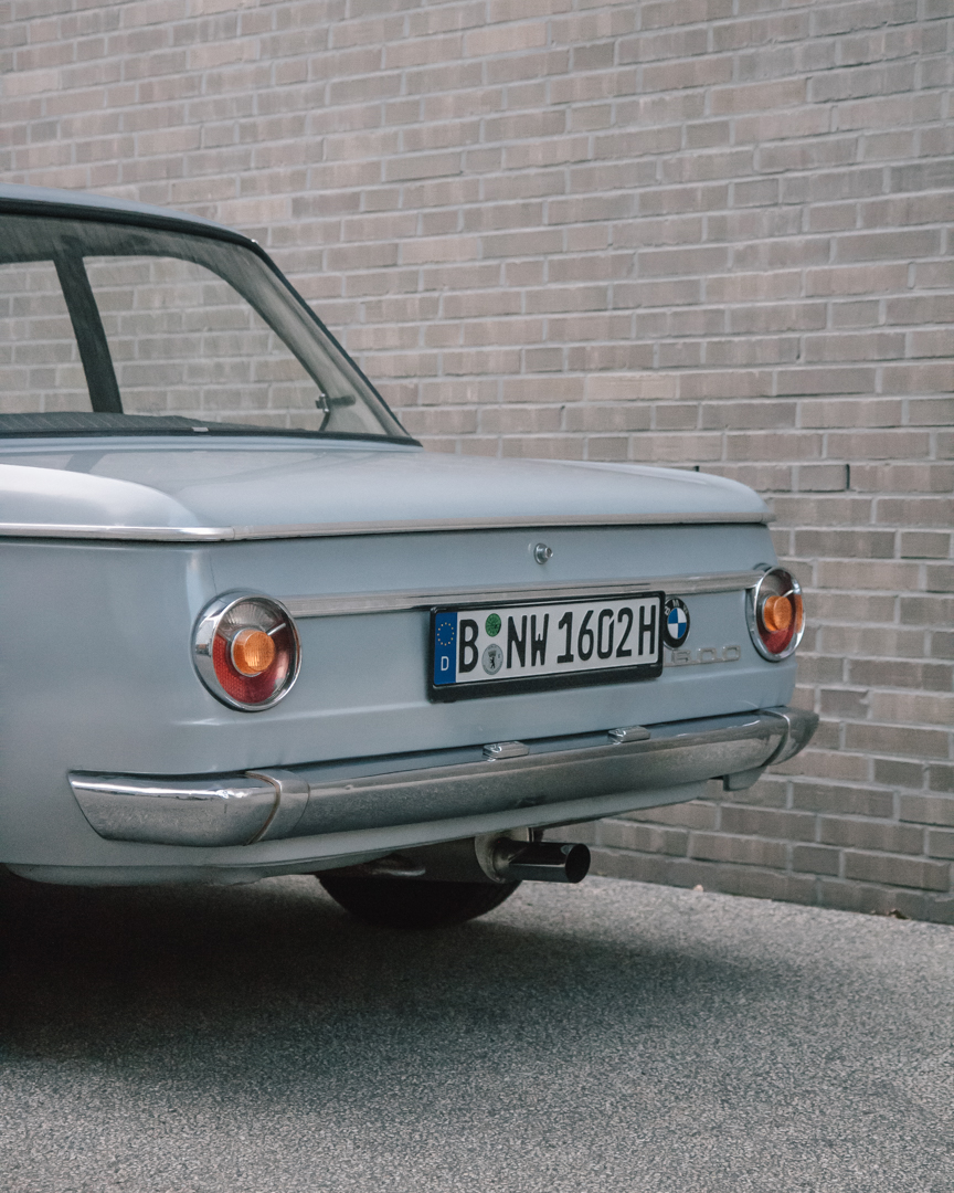 It S Boxy Yet Sporty And Still Very Classy Nico And His Bmw 1600 02 Carphiles